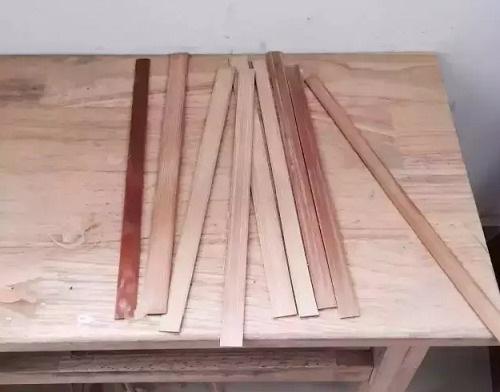 手工制作折扇全过程图解