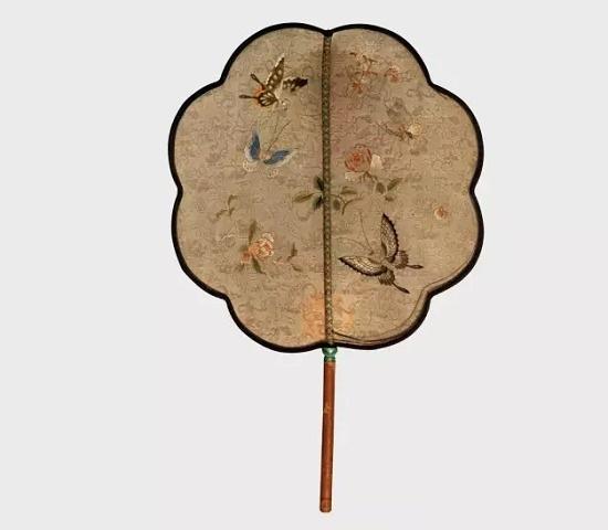 古代扇子图片及名称 多图