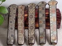 常见的扇子配饰有哪些?