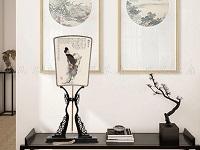 古典宫扇团扇到底美在哪?