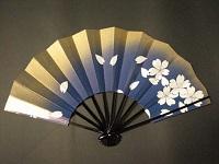 折扇与日本的社会习俗