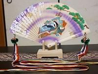 日本传统折扇的艺术美