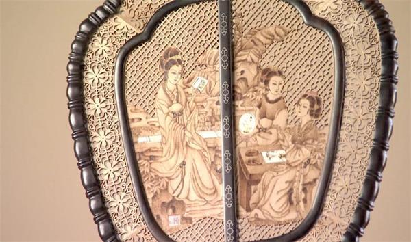 【老艺新生】清宫剧里美美的扇子,能否在95后的手中走向寻常百姓家?