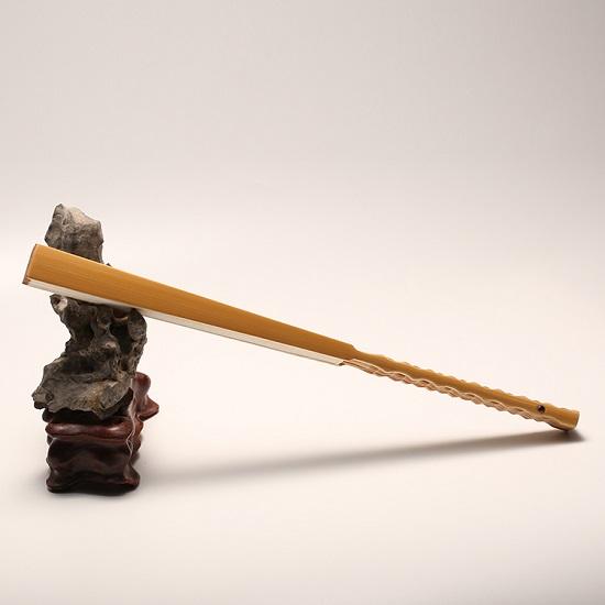 竹扇子的盘玩方法