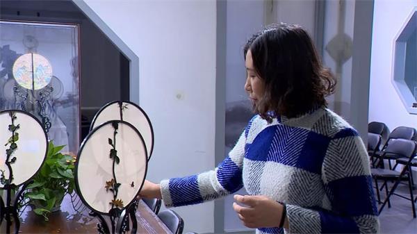 与央视一起 走近非遗保护项目——苏扇制扇技艺